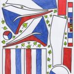 FRAM vlajka